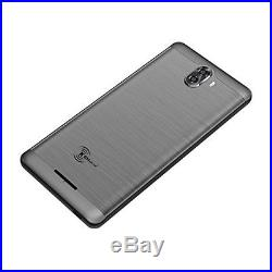 New Unlocked Smartphone HD Camera Big Battery Fast Network 5 Inches Grey Gift