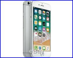 OPEN BOX Apple iPhone 6s Bundle 64GB, Wi-Fi +4G Unlocked, Silver