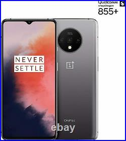 OnePlus 7T 128GB Silver T-Mobile Unlocked (work with AT&T, T-Mobile & More)