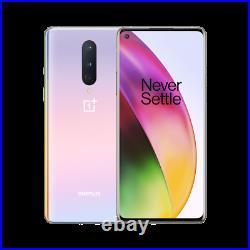 OnePlus 8 5G 128GB Interstellar Glow T-Mobile UNLOCKED 9/10