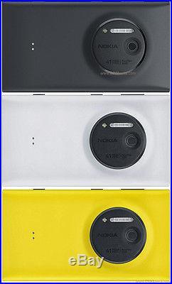 Original Nokia Lumia 1020 32GB Black (Unlocked) Windows Smartphone 4.5 GSM
