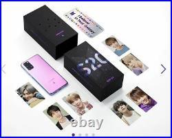 SAMSUNG Galaxy S20+ Plus BTS Limited Edition SM-G986 5G 256GB Factory Unlocked