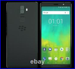 SEALED BlackBerry Evolve 64GB Black GSM Unlocked Dual SIM