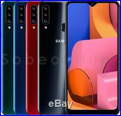 Samsung Galaxy A20s 32GB 3GB RAM SM-A207M (FACTORY UNLOCKED) 6.5