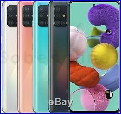 Samsung Galaxy A51 128GB 4GB RAM SM-A515F/DS Dual Sim (FACTORY UNLOCKED) 6.5