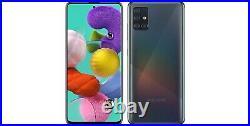 Samsung Galaxy A51 SM-A515U 128GB Black (Sprint T-mobile AT&T Unlocked) A