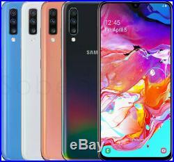 Samsung Galaxy A70 128GB 6GB RAM SM-A705MN/DS Dual Sim (FACTORY UNLOCKED) 6.7
