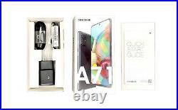 Samsung Galaxy A71 5G GSM Unlocked 128GB Black SM-A716U New Unused