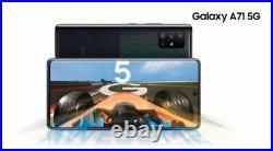 Samsung Galaxy A71 5G SM-A716 128GB Prism Crush Black AT&T GSM Unlocked