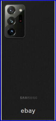 Samsung Galaxy NOTE 20 Ultra 5G SM-N986U 128GB Black White Bronze