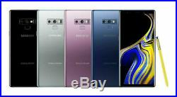 Samsung Galaxy NOTE 9 SM-N960U 128GB FACTORY Unlocked DEVICE 4G MRF Very Good