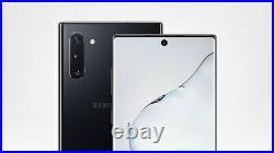 Samsung Galaxy Note10+ Glow 256GB US Model (Unlocked)