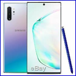 Samsung Galaxy Note10+ Plus 256GB Aura Glow SM-N975U1 Factory Unlocked