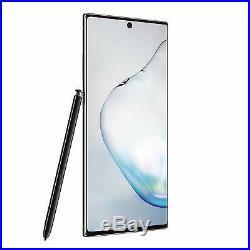 Samsung Galaxy Note10+ Plus 256GB Black SM-N975U1 Factory Unlocked