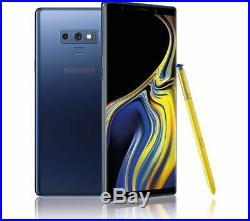 Samsung Galaxy Note9 SM-N960U1 128GB Blue (Factory Unlocked) 9/10