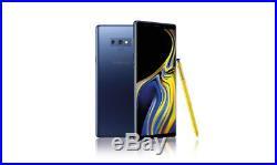 Samsung Galaxy Note9 SM-N960U1 128GB Blue (Factory Unlocked) A Shadow