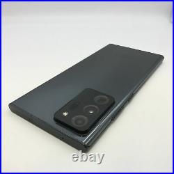 Samsung Galaxy Note 20 Ultra 5G 128GB Mystic Black Unlocked Excellent Condition