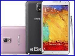 Samsung Galaxy Note 3 SM-N9005 32GB Black (Unlocked) Android Smartphone GSM