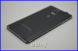 Samsung Galaxy Note 4 SM-N910A 32GB Black UNLOCKED GSM AT&T TMOBILE METRO PCS