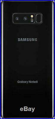 Samsung Galaxy Note 8 N950U T-Mobile Sprint AT&T Straight Talk Verizon Unlocked