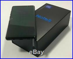 Samsung Galaxy Note 8 Sm-n950u 64gb Black Factory Unlocked Verizon At&t T-mobile