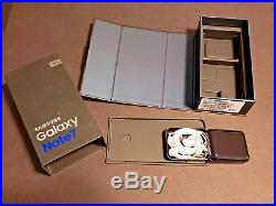 Samsung Galaxy Note S7 Edge 9+ BOX only NO CELL PHONES See pics Lot of 7