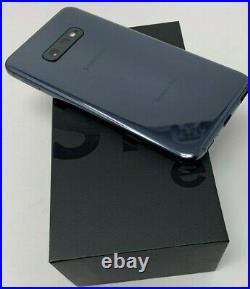 Samsung Galaxy S10E SM-G970U 128GB Prism Black AT&T GSM World Phone Unlocked