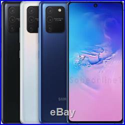 Samsung Galaxy S10 Lite SM-G770F/DS 128GB 6GB RAM (FACTORY UNLOCKED) 6.7 48MP