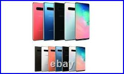 Samsung Galaxy S10 Plus SM-G975U1 128GB AT&T Verizon T-mobile (Unlocked) A