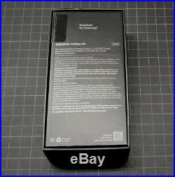 Samsung Galaxy S10 SM-G973U 128GB Prism Black Factory Unlocked (Single SIM)