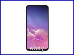 Samsung Galaxy S10e SM-G970U 128GB Prism Black (Unlocked) Smartphone