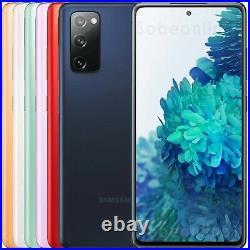 Samsung Galaxy S20 FE SM-G780F/DS 128GB/6GB RAM DUAL SIM (FACTORY UNLOCKED) 6.5