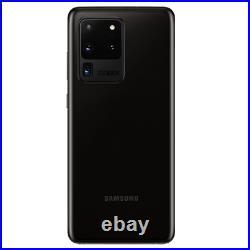 Samsung Galaxy S20 Ultra 5G 128GB (Verizon) Black SM-G988UZKAVZW