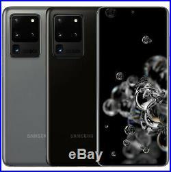 Samsung Galaxy S20 Ultra SM-G9880 256GB 12GB RAM (FACTORY UNLOCKED) 6.9 108MP