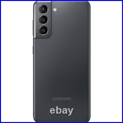 Samsung Galaxy S21 5G 128GB Phantom Gray Verizon Smartphone SMG991UZAV
