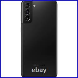 Samsung Galaxy S21+ Plus 5G 128GB Black Verizon Smartphone SMG996UZKV