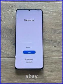 Samsung Galaxy S21 Ultra 5G SM-G998U 128GB Phantom Black UNLOCKED NEW