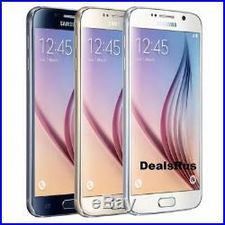 Samsung Galaxy S6 SM-G920V 32GB 64GB Verizon Factory Unlocked LTE Smartphone N/O
