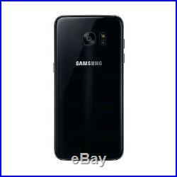 Samsung Galaxy S7 Edge 32GB GSM Unlocked Black Onyx Android G935 32 S 7 New