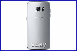 Samsung Galaxy S7 Edge G935U Silver Titanium Factory Unlocked