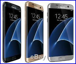 Samsung Galaxy S7 Edge G935 32GB Verizon AT&T GSM UNLOCKED Smartphone