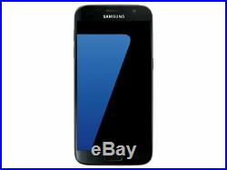 Samsung Galaxy S7 G930A 32GB Black GSM Unlocked AT&T, T-Mobile, Tracfone, Metro