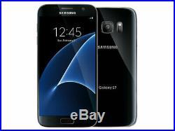 Samsung Galaxy S7 G930V Black Straight Talk TracFone Pre&Post Verizon Unlocked