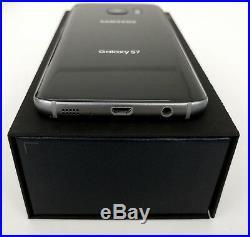 Samsung Galaxy S7 Sm-g930v 32gb Black Verizon Unlocked, Straight Talk, Tracfone
