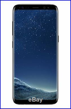Samsung Galaxy S8 64GB Black Factory Unlocked Verizon / AT&T / Global