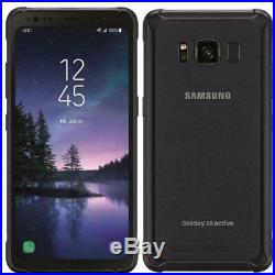 Samsung Galaxy S8 Active 64GB Gray Factory Unlocked AT&T / T-Mobile