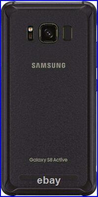 Samsung Galaxy S8 Active SM-G892A 64GB Gray (GSM Unlocked) Smartphone