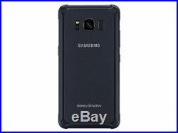 Samsung Galaxy S8 Active SM-G892 64GB Meteor Gray GSM Unlocked Smartphone 4G LTE