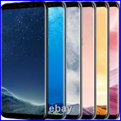 Samsung Galaxy S8 G950U 64GB Sprint T-Mobile AT&T Verizon Carrier Unlocked