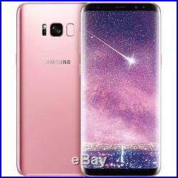 Samsung Galaxy S8 Plus G955U Factory Unlocked Verizon / AT&T / T-Mobile